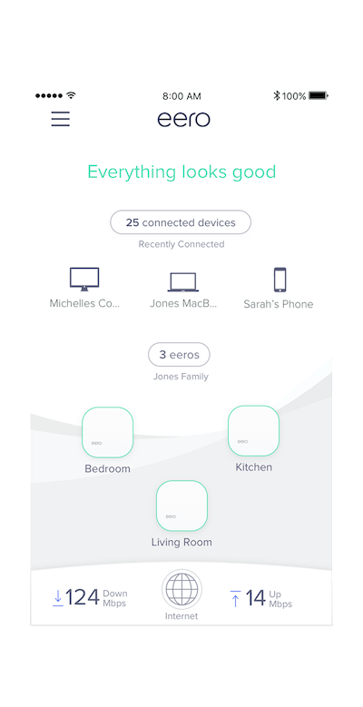 easy setup parental controls with our wifi app eero