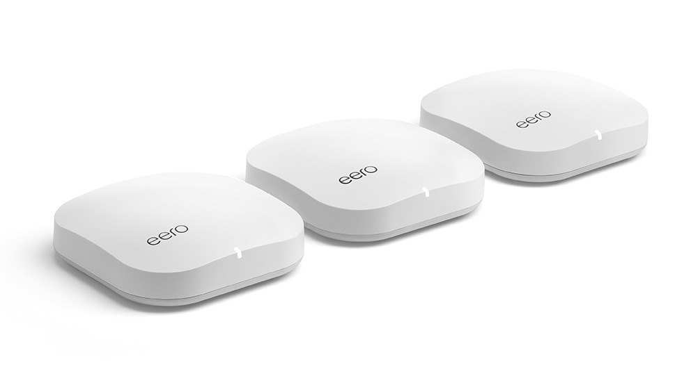 Home WiFi System product shots