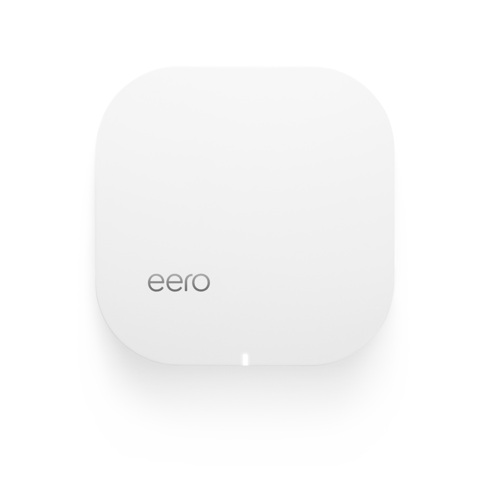 Getting good internet at home can be so hard, especially when you consider that the average home connection faces all sorts of obstacles. To solve this dilemma, Home Wi-Fi systems like the Eero Wi-Fi system come into play. - Eero unit